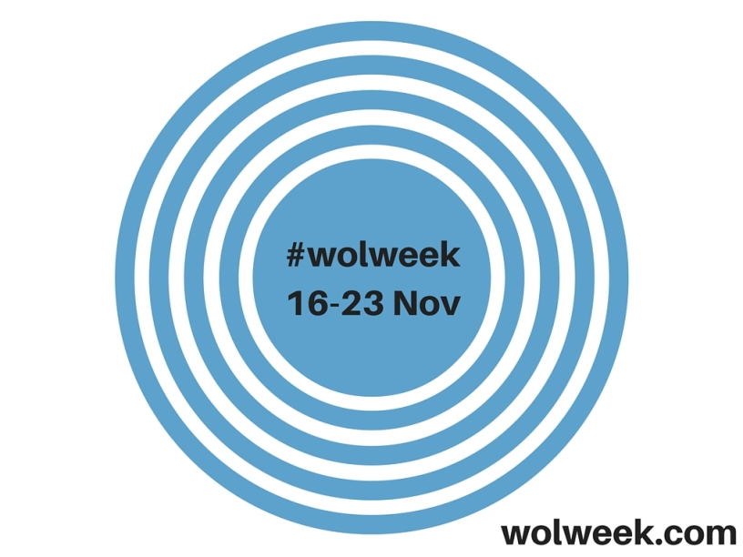 #wolweek16-23 Nov